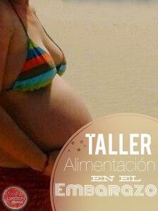 taller alimentación en el embarazo