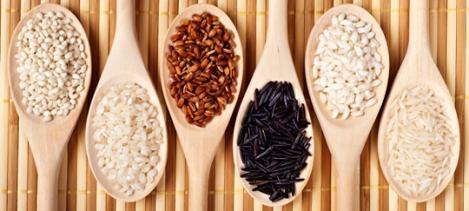 Six Kind Of Rice