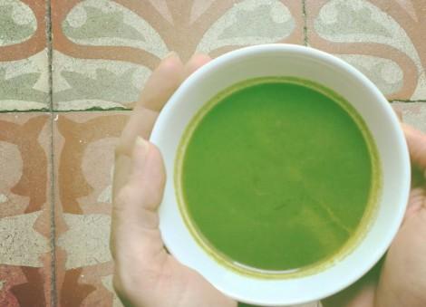 Foto de perfil de Instagram, la sopa estaba deliciosa